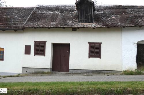 PROVISIONSFREI - Presshaus/Weinkeller / Genehmigter Bauplan für Dachausbau / 100 m2 eigener Garten