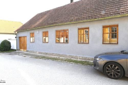 RUHELAGE - Bäuerliches Haus bei Retz