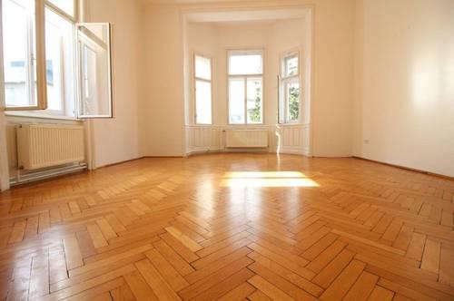 4 Zimmer Altbauwohnung in Grünruhelage