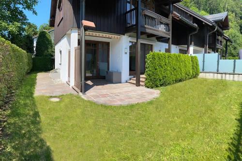 Luxuriöse Doppelhaushälfte in Salzburg/Elsbethen zu vermieten