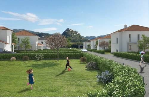 Neue, schöne Einfamilienhäuser Nähe St.Veit - ca.121 m² Wohnfläche inkl. Grundstück mit sonnigem Garten