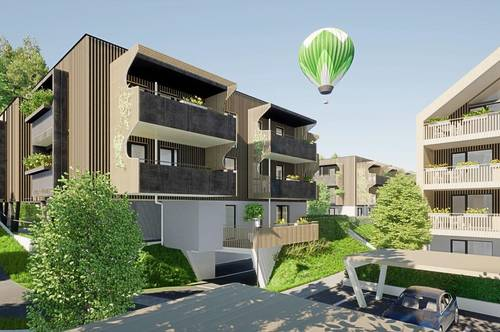 Neubau-Gartenwohnung am Klopeiner See mit ca. 67 m² Wohnfläche, Terrassen und Eigengarten, TOP 3, Haus 3, EG