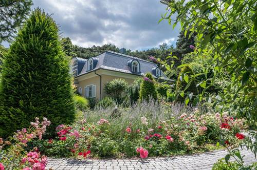 Repräsentative Villa sucht Investment