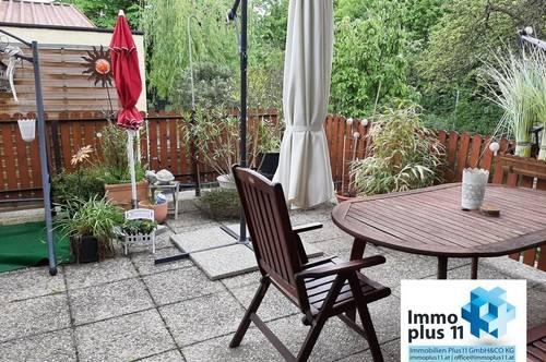 93m² Wohnung mit 30m² Terrasse und Gartenanteil - Warmmiete €852,80