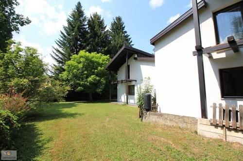 Einfamilienhaus mit sehr viel Platz zum Ausbreiten und großem Garten im Stiftingtal