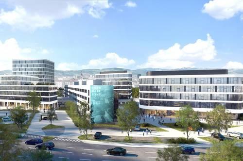 Techbase Linz - Office Campus für innovative Unternehmen