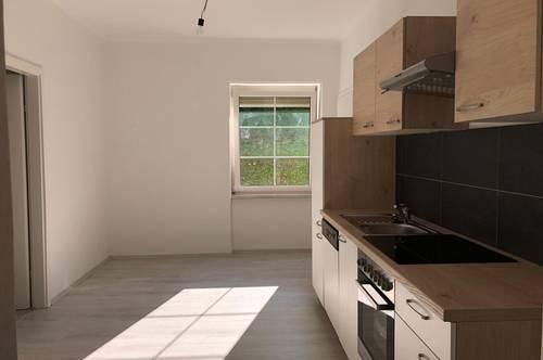 Erstklassige 2-Zimmer Mietwohnung mit Grünblick in Rosental!