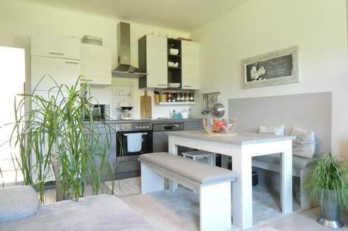 Attraktive 2- Zimmer Terrassenwohnung  in ruhiger Grünlage Nähe Pibersteinersee!
