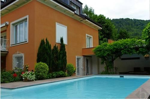 Stilvolle Villa in Salzburgs Bestlage! Traumhaft wohnen im exklusiven Stadtteil Parsch!