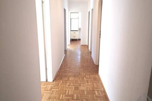 Lichtverwöhnte 3,5-Zimmerwohnung mit Sonnenloggia in Aigner Traumlage!