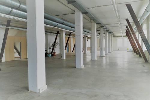Provisionsfrei - Halle zur Produktion mit integrierten Büros