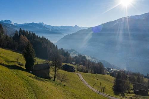 Wohnung am Berg im vorderen Zillertal zu vermieten - Freizeitwidmung!