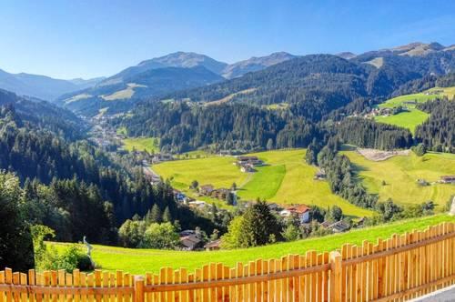 Erstbezug: Gartenwohnung in Panoramalage zu vermieten