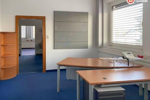 Günstige Büros - ca. 125m² Linz-Süd
