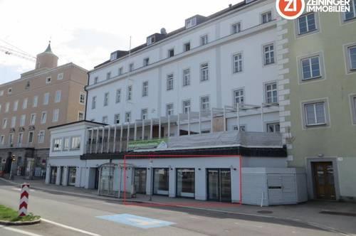 Lokal / Geschäft in Linzer Altstadt - komplett neu saniert