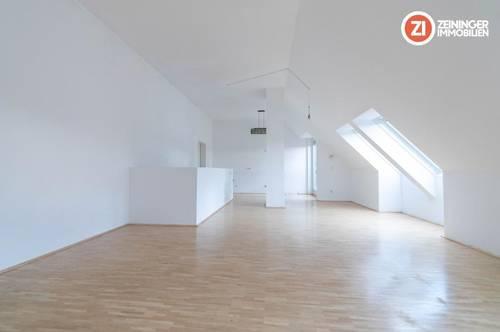 Maisonetten Wohnung mit 3- Zimmer und Terrasse in Urfahr