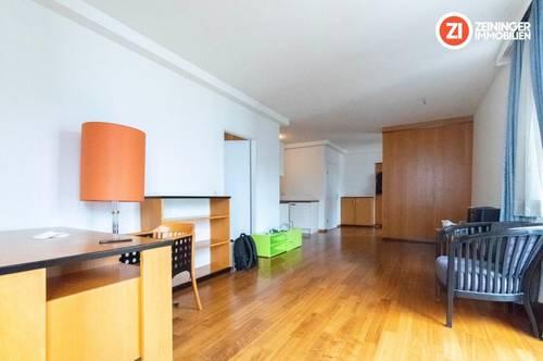 Möblierte 2- Zimmer Wohnung im stilvollem Haus mit kleinem Balkon