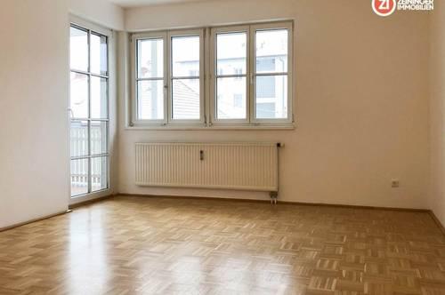 Wohnen am Untergaumberg - 3 Zimmer Wohnung mit Balkon - PROVISIONSFREI