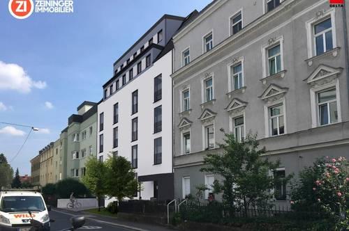 *AUBERG 41* ERSTBEZUG 2- Zimmer Wohnung mit Küche, Balkon und Garten in bester Lage