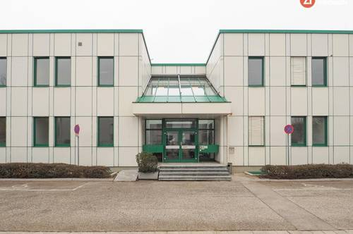 Teilbare Bürofläche/Werkstätten - ca. 768,9 m² auf einer Ebene