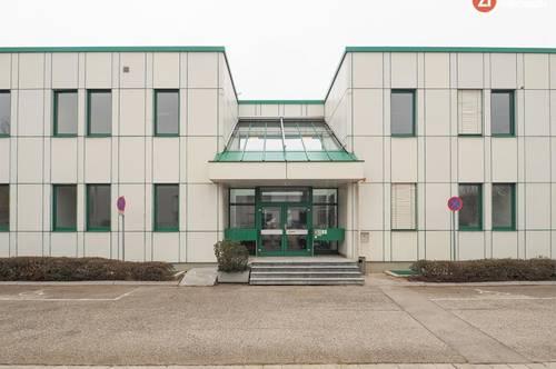 Großzügige Bürofläche/Werkstätten - ca. 450 m² auf einer Ebene, auch unterteilbar