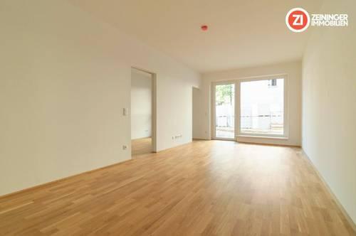 *TURM QUADRAT* - ERSTBEZUG - 2- Zimmer Wohnung mit Loggia