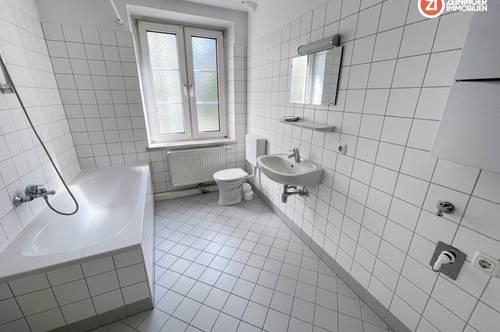 Helle 2,5 ZI-Wohnung in Urfahr - unbefristetes Mietverhältnis
