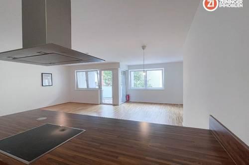 Modernes Wohnen auf über 100 m² im ZENTRUM von LINZ