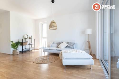!MUSTERWOHNUNG JETZT BESICHTIGEN! Frischluft - 3-Zimmer-Traumwohnung über den Dächern von Linz