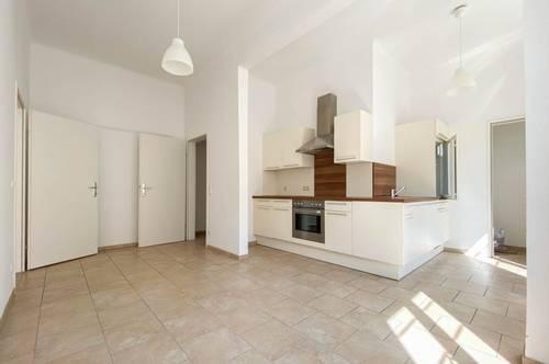 Schöne 86,96 m² Wohnung direkt an der Landstraße