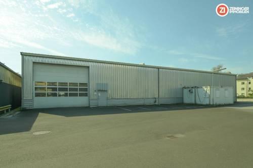 834m² - großzügige Lagerflächen/Lagerhallen - Nähe Lenaupark