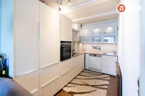Gut aufgeteilte 3- Zimmer Wohnung mit Balkon