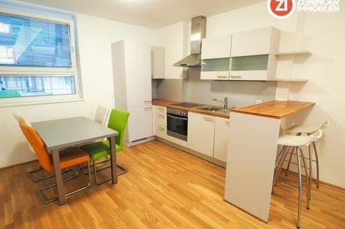 *1 MONAT MIETFREI!* Geräumige 2 ZI-Wohnung in beliebter Lage mit Garten