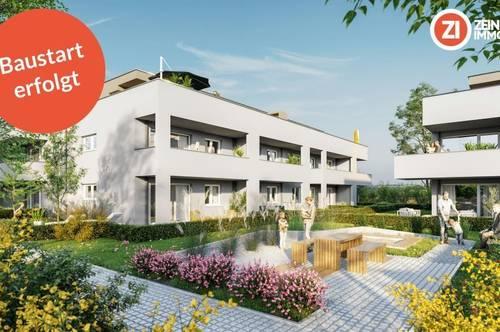 Wohntraun(m) - Neubau 4 ZI Wohnung mit Loggia - Zentrumslage