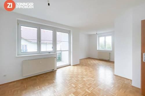 3-Zimmer-Wohnung mit Loggia (gefördert)