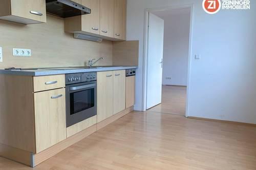 1,5- Zimmer Wohnung inkl. Küche in zentrumnaher Lage!