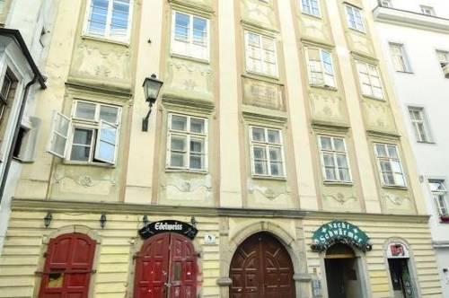 bestandsfreies Wohn-Geschäftshaus in der Linzer Altstadt -  grosser Gestaltungsspielraum !