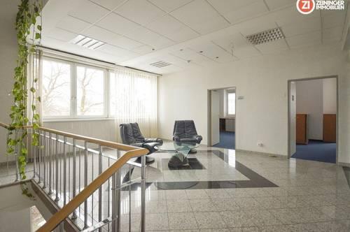 Kleines günstiges Büro in der Neuen Heimat - ca. 65m²