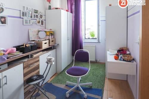Gut aufgeteilte 3- Zimmer Wohnung inkl. Küche im Linzer Zentrum