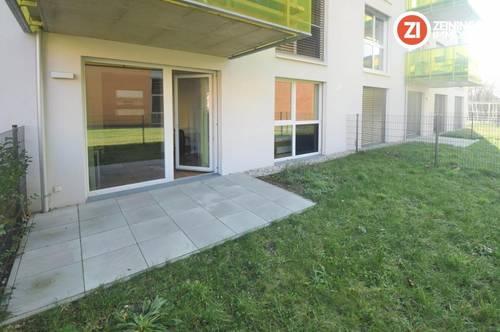 *1 MONAT MIETFREI!* Komplett möblierte, gut aufgeteilte 2 ZI-Wohnung mit Garten - zentrale Lage