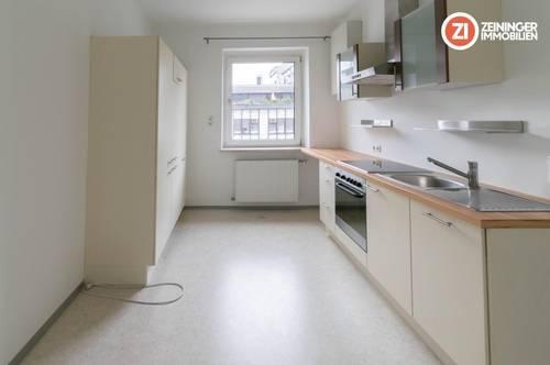 Schöne 1- Zimmer Wohnung inkl. Küche und Balkon in zentrumsnaher Lage