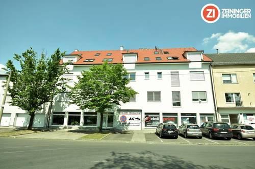 Maisonette 2 ZI-Neubauwohnung mit Küche und Emporé - nähe Infracenter