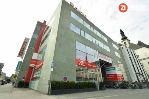 Feines kleines Geschäftslokal in Linzer Einkaufszentrum - ATRIUM CITY CENTER