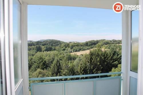 Provisionsfreie 3 ZI-Wohnung inkl. Parkplatz und Loggia!