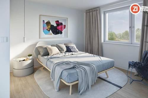 VOGELNEST - 2 Zimmer Wohnung mit Balkon  inkl. Küche und TOP Ausstattung