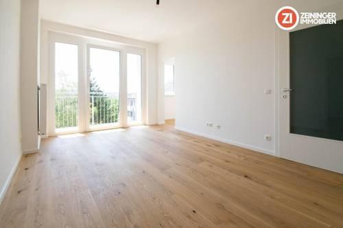 ERSTBEZUG - sanierte 2 Zimmer Wohnung mit Loggia/Balkon zum Innenhof