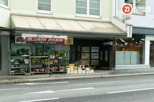64 m² Geschäftsfläche an der Mozartkreuzung zu vermieten!