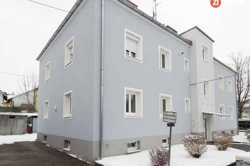 Neu sanierte geförderte 2 Zimmer Wohnung - Lambach
