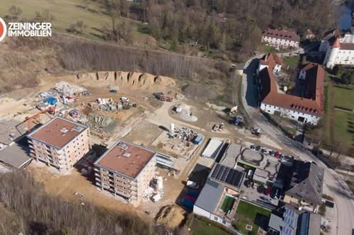 NEUE provisionsfreie geförderte 3-Zimmer Wohnung in Schwertberg