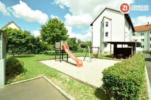 Provisionsfreie 2,5 ZI - Wohnung inkl. Loggia und Parkplatz